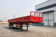 粱鋒12米32.3噸3自卸半掛車