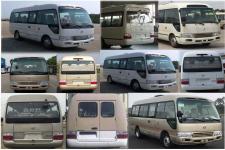 金旅牌XML6601J18Q型客車圖片4