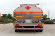 楚飛牌CLQ9400GYYA型鋁合金運油半掛車圖片