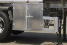 醒獅牌SLS9401GYYA型鋁合金運油半掛車圖片