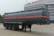 楚飛10.5米30.5噸3軸易燃液體罐式運輸半掛車(CLQ9401GRYB)
