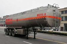 楚飞11米33.2吨铝合金运油半挂车