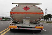 楚飛牌CLQ9401GYYBA型鋁合金運油半掛車圖片