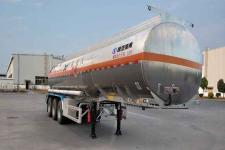 陕汽牌SHN9400GYYP422型铝合金运油半挂车图片