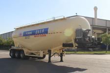 星马10.5米31吨低密度粉粒物料运输半挂车图片