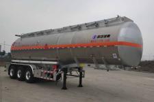 陕汽牌SHN9400GRYP445型铝合金易燃液体罐式运输半挂车图片