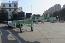 通华12.4米35吨集装箱运输半挂车图片