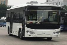 8米|13-24座金旅纯电动城市客车(XML6805JEVY0C1)