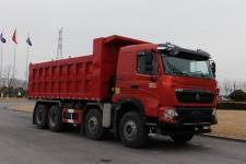 豪沃牌ZZ3317V306HF1型自卸汽車