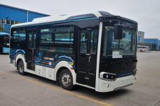6米|11-14座金旅纯电动城市客车(XML6605JEVY0C)