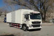 豪沃國六單橋廂式貨車245-475馬力5-10噸(ZZ5187XXYN711GF1)