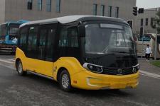 6米|10-14座金旅纯电动城市客车(XML6606JEVA0C1)
