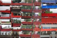豪曼牌ZZ1188G10FB0型載貨汽車圖片