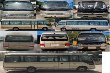 金旅牌XML6729J16型客车图片2