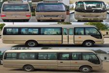 金旅牌XML6729J16型客车图片3