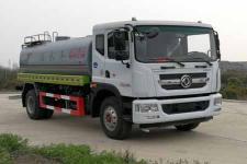 國六東風多利卡D9型12方灑水車價格