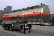 楚飛11.5米33噸3軸鋁合金易燃液體罐式運輸半掛車(CLQ9400GRYBA)