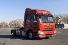解放单桥平头柴油半挂牵引车424马力(CA4180P66K24E6)