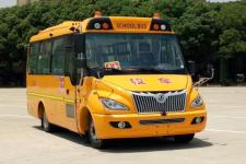 6.6米東風EQ6661ST6D1小學生專用校車
