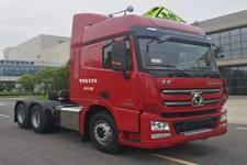 徐工牌XGA4259D6WC型危险品运输半挂牵引车图片