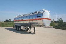 陕汽牌SHN9400GRYP4801型铝合金易燃液体罐式运输半挂车图片