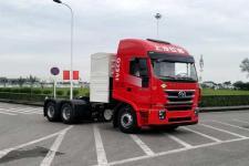红岩牌CQ4257HD12384N型半挂牵引汽车图片