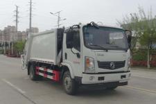 國六東風12-14方壓縮垃圾車報價多少錢,廠家在哪兒