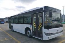 9米|16-29座金龙纯电动城市客车(XMQ6900FGBEVL)图片