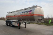 陕汽牌SHN9400GYYP432型铝合金运油半挂车图片