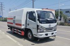 华通牌HCQ5076GQXEQ6型护栏清洗车