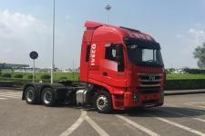 红岩牌CQ4257HD10334型半挂牵引汽车图片