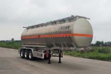 陕汽牌SHN9400GRYP4802型铝合金易燃液体罐式运输半挂车图片