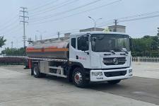 楚飛牌CLQ5180GYY6A型鋁合金運油車