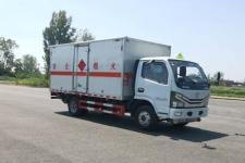 大力國六單橋廂式貨車110-203馬力5噸以下(DLQ5040XRYEQ6)