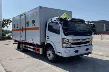 國六東風凱普特5米2易燃氣體廂式運輸車