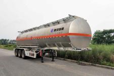 陕汽牌SHN9400GRYP4201型铝合金易燃液体罐式运输半挂车图片