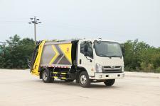 凱馬藍牌4方壓縮式垃圾車/4方壓縮式垃圾車裝載量大