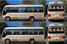 金旅牌XML6729J26型客车图片4