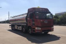 專威牌HTW5321GYYLCAC6型鋁合金運油車