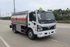 专威牌HTW5128GJYE6C型加油车