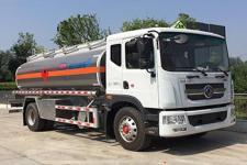 程力牌CL5180GYYL6型鋁合金運油車