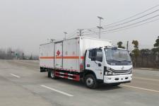 大力國六單橋廂式貨車150-258馬力5-10噸(DLQ5120XRQEQ6)