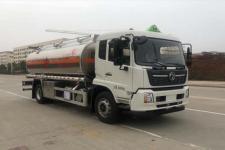 专威牌HTW5180GYYLDQ6型铝合金运油车