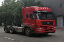 斯太爾后雙橋,后八輪牽引車400馬力(ZZ4254V3241F1B)