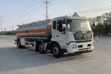 楚飞牌CLQ5265GYY6DA型铝合金运油车