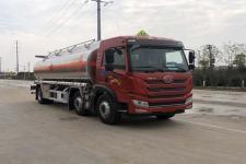 专威牌HTW5260GYYLCAC6型铝合金运油车
