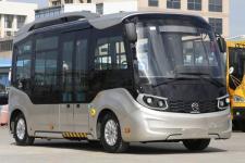 6米|10-14座金旅纯电动城市客车(XML6606JEVJ0C)
