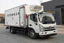 国六福田奥铃5.1米医疗废物转运车|福田5.1米医疗废物收集转运车