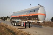 陕汽牌SHN9400GRYP4451型铝合金易燃液体罐式运输半挂车图片