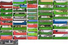 大運牌DYQ2183D6BB型越野自卸汽車圖片